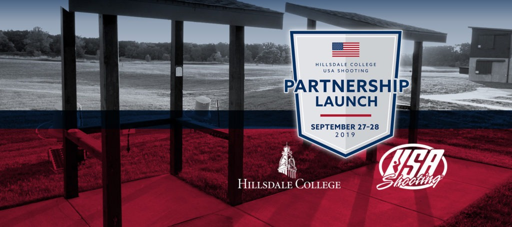 Hillsdale College and USA Shooting Launch New Partnership