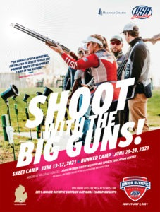 USA Shooting invites you to an exclusive Junior Olympic Development Camp.